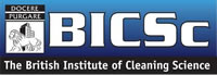 bics british Institute cleaning science logo home