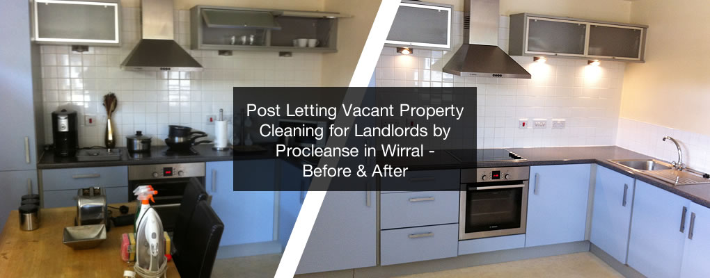 vacant property cleaning landlords before after