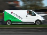 Procleanse Company Van