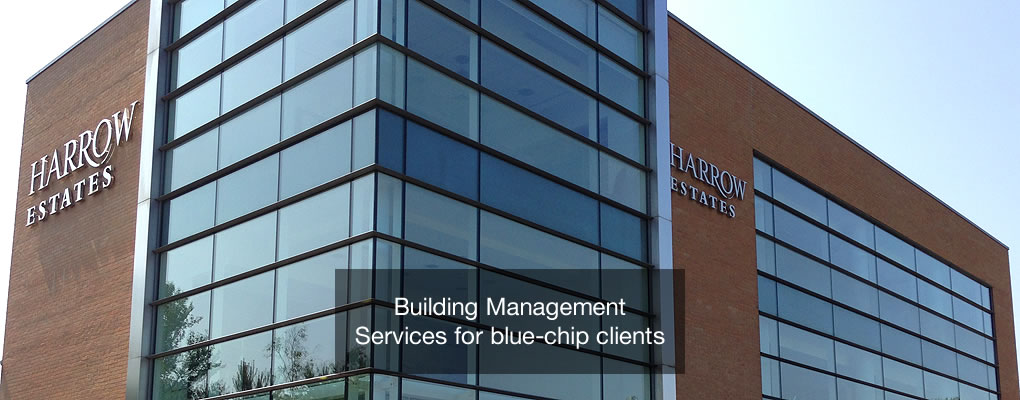 harrow estates cleaning contract