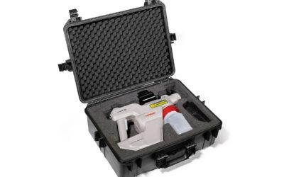 E-Spray Comac Shockproof Box